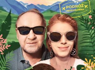 Nowa Zelandia w podróży przedślubnej Janusza L. Wiśniewskiego i Eweliny Wojdyło