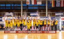 VBW Arka Gdynia - CCC Polkowice 97:69....
