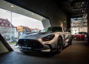 Mercedes za ponad 1,8 mln zł w gdańskim salonie