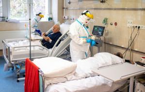 Poprawia się sytuacja w trójmiejskich szpitalach covidowych