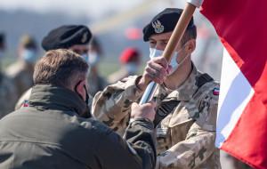 Polscy żołnierze wylecieli do Turcji