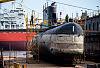 Tak wygląda okręt podwodny w doku