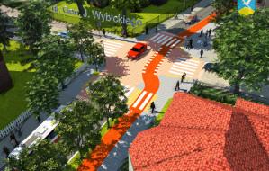 Kolejny etap budowy drogi rowerowej w Sopocie