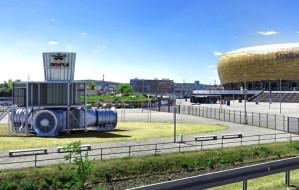 Tunel aerodynamiczny stanie w Gdańsku. Poczuj się jak spadochroniarz