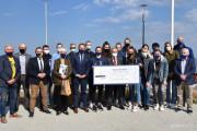 VBW Arka Gdynia przebuduje skład. Koszykarki nagrodzone przez prezydenta