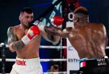 Rocky Boxing Night. Cztery nokauty w Olivia Star. Daniel Zawieruszyński zwycięski
