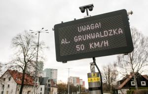 To nie prędkość przyczyną wypadków na Grunwaldzkiej