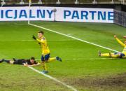 Arka Gdynia - Stomil Olsztyn 2:0. Szczęśliwa wygrana. Goli powinno być więcej