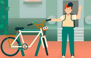 Gdynia edukuje młodych rowerzystów