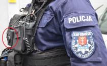 Policji brakuje kamer osobistych....