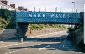 Gdyński wiadukt w angielskim Plymouth