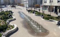 Uruchomiono miejskie fontanny w Gdyni