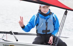 Sport Talent. Aniela Frąckowiak z łyżwiarstwa trafiła pod żagiel