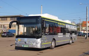 Autobus elektryczny z Chin przez dwa tygodnie będzie kursował po Gdańsku