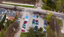Będą zmiany przy parku Oliwskim. Zniknie parking, będzie miejski plac