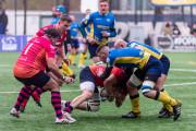 Ekstraliga rugby. Lechia świętuje 65-lecie. Ogniwo i Arka o punkty na wyjazdach