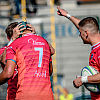 Ekstraliga rugby. Ogniwo Sopot wygrało po twardym boju, Arka Gdynia za mało sił