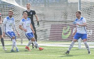 GKS Przodkowo - Bałtyk Gdynia 0:1. Zwycięstwo piłkarzy mimo osłabienia