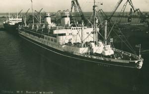 Majówka na transatlantyku Batory