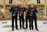 Sopot Curling Club Team Stych mistrzem Polski. Jedyne zawody w sezonie 2020/21