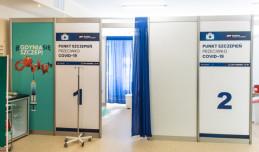 Nowy punkt szczepień w Gdyni. Ułatwienie dla osób pracujących