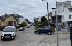 Zmiany na ważnej ulicy w Małym Kacku