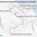 Nowe trasy tramwajowe w Gdańsku za pieniądze z Krajowego Programu Odbudowy