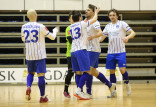 Futsal Ekstraklasa. AZS UG Gdańsk - Sośnica Gliwice 5:2 w 1. barażu o awans