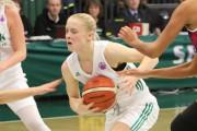 VBW Arka Gdynia. Klara Lundquist pokieruje grą koszykarek