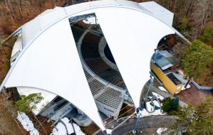 Ponad 700 tys. zł za naprawę dachu Opery Leśnej