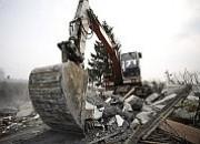 Pierwsza koparka na budowie Baltic Areny