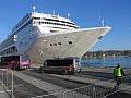 MSC Opera na początek wizyt wielkich statków