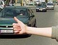 Z Sopotu do Monachium na łasce kierowców