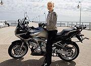 Na motocyklu z Gdyni do Agadiru