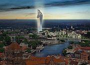 Libeskind pokazał w Gdańsku swoją wizję Polskiego Haka