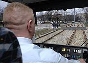 Pasażer tramwaju groził nożem pracownikowi ZKM