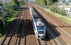 Kolej na kolej, także w Polsce
