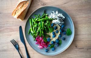 Gastrobanda: Szparagi - przysmak zdrowy i niskokaloryczny