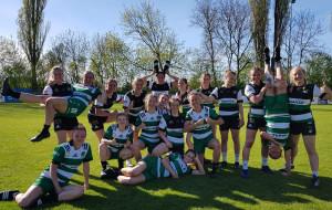 Rugby kobiet. Biało-zielone Ladies Gdańsk znów niepokonane