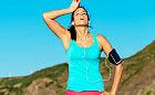 Aktywność fizyczna w gorące dni. Podstawowe zasady treningu