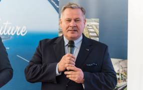 Prezes Portu Gdynia Adam Meller odwołany