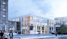 Startuje budowa Centrum Ekoinnowacji PG