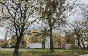 Spór o budowę nowego budynku na Dolnym Mieście