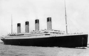 """Jak Niemcy kręcili w Gdyni """"Titanica"""""""