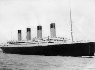 Jak Niemcy kręcili w Gdyni Titanica