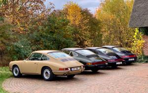 Ponad 70 Porsche przyjedzie do Gdańska