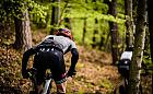 Ścigali się na rowerach w Szemudzie