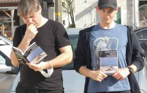 Wspólna pasja i książka dwóch urzędowych rzeczników
