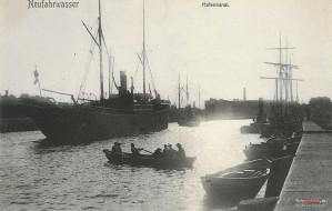 Burzliwy rok 1920 w Nowym Porcie