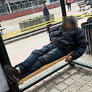 Wraca problem bezdomnych w centrum Gdańska
